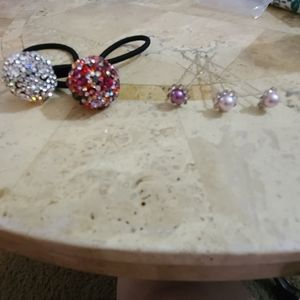 Women's hair accessory combo
